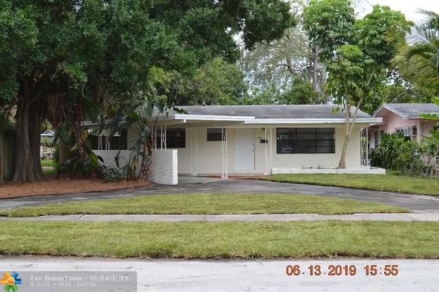 1100 NE 17th Ct, Fort Lauderdale, FL 33305 (MLS #F10180194) :: Green Realty Properties