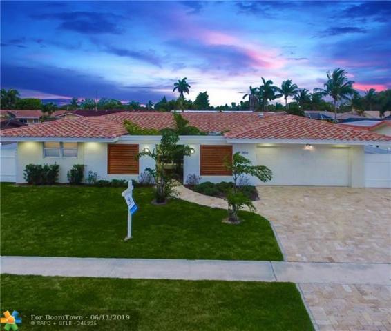 1454 NE 57th Pl, Fort Lauderdale, FL 33334 (MLS #F10180210) :: GK Realty Group LLC