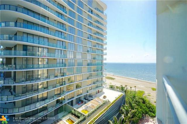 710 N Ocean Blvd #1001, Pompano Beach, FL 33062 (MLS #F10180229) :: Green Realty Properties