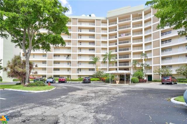 3090 N Course Dr #104, Pompano Beach, FL 33069 (MLS #F10180348) :: Green Realty Properties