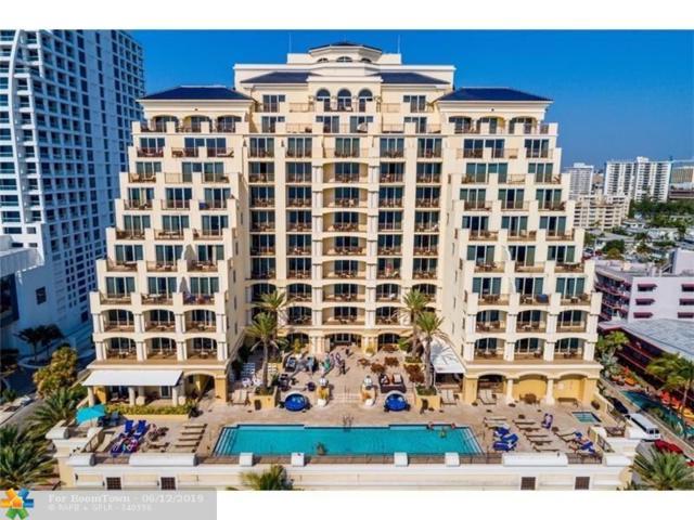 601 N Fort Lauderdale Beach Blvd #601, Fort Lauderdale, FL 33304 (MLS #F10180377) :: Patty Accorto Team