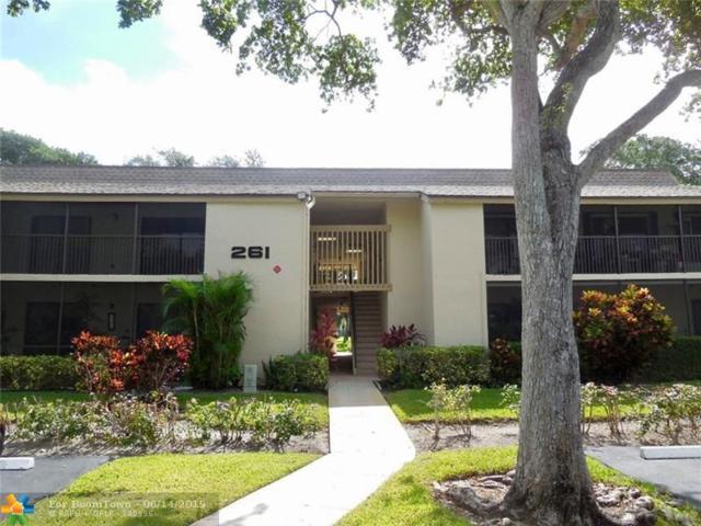 261 Deer Creek Blvd #1204, Deerfield Beach, FL 33442 (MLS #F10180397) :: Green Realty Properties
