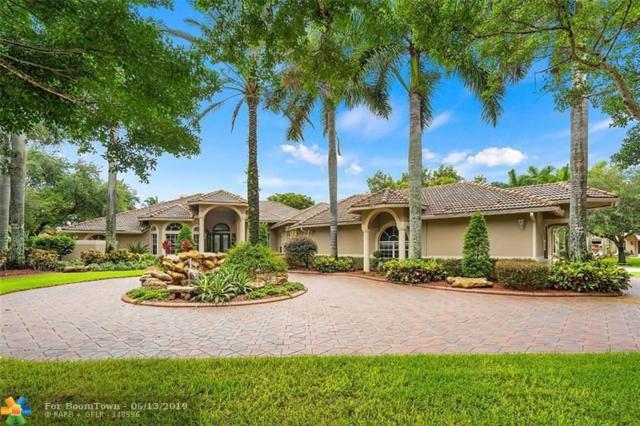 7520 W Cypresshead Dr, Parkland, FL 33067 (MLS #F10180464) :: Green Realty Properties