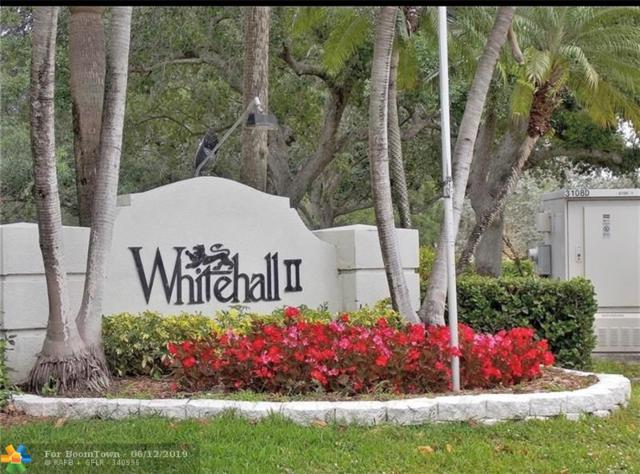 1719 Whitehall Dr #302, Davie, FL 33324 (MLS #F10180474) :: Green Realty Properties