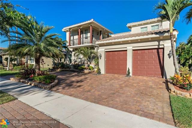 7945 NW 110th Dr, Parkland, FL 33076 (MLS #F10180479) :: Green Realty Properties
