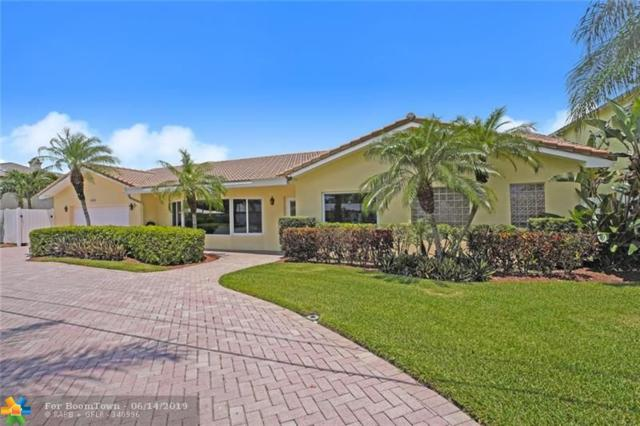 2749 NE 26th Ave, Lighthouse Point, FL 33064 (MLS #F10180502) :: EWM Realty International