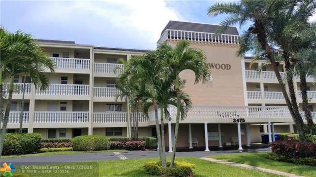 3475 Brokenwoods Dr #407, Coral Springs, FL 33065 (MLS #F10180541) :: Berkshire Hathaway HomeServices EWM Realty