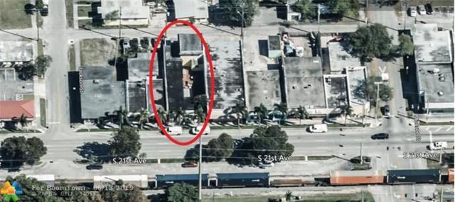 411 S 21st Ave, Hollywood, FL 33020 (MLS #F10180593) :: EWM Realty International