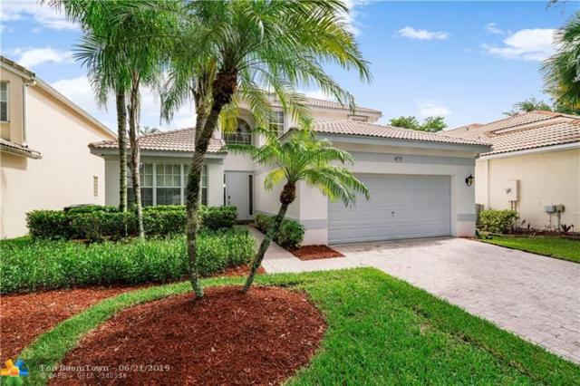 6771 NW 34th St, Margate, FL 33063 (#F10180596) :: Weichert, Realtors® - True Quality Service