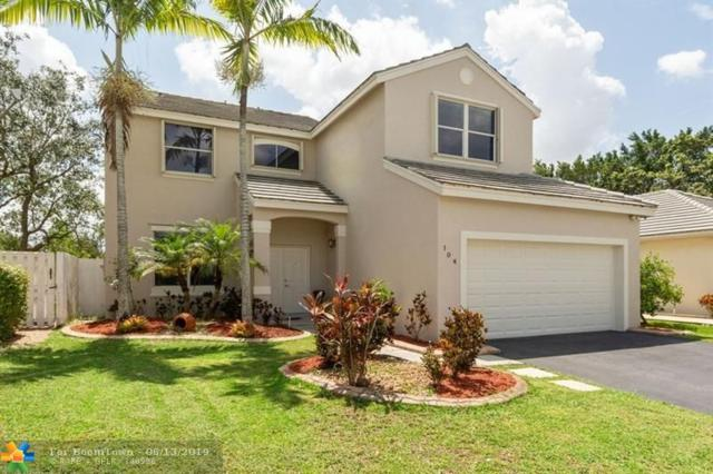 104 W Bayridge Dr, Weston, FL 33326 (MLS #F10180600) :: Green Realty Properties