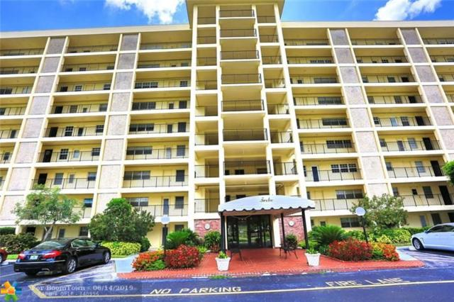 3250 N Palm Aire Dr #510, Pompano Beach, FL 33069 (MLS #F10180619) :: Green Realty Properties
