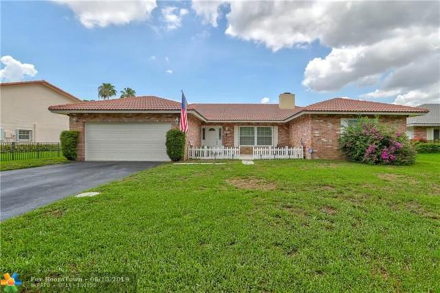 10955 NW 17th Pl, Coral Springs, FL 33071 (MLS #F10180627) :: The O'Flaherty Team