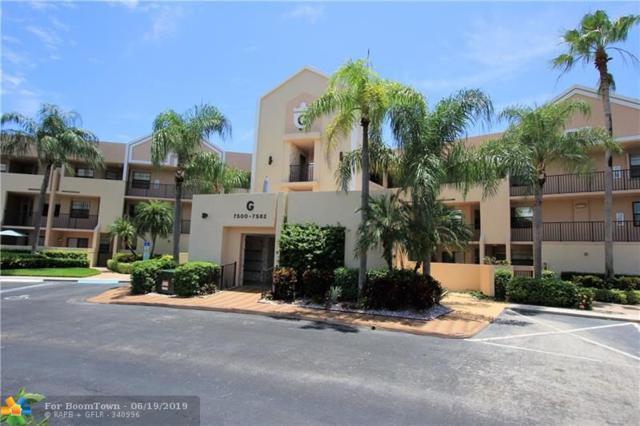 7550 Fairfax Dr #212, Tamarac, FL 33321 (MLS #F10180632) :: Berkshire Hathaway HomeServices EWM Realty
