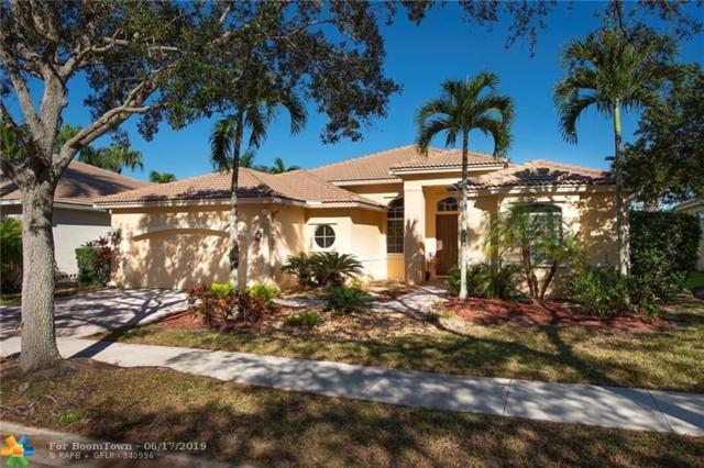 1329 Ginger Cir, Weston, FL 33326 (MLS #F10180659) :: Green Realty Properties