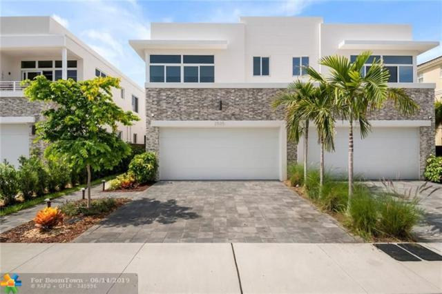 2505 NE 18th St #2505, Fort Lauderdale, FL 33305 (MLS #F10180721) :: Green Realty Properties
