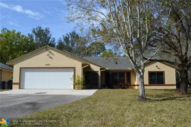 17233 131st Ter, Jupiter, FL 33478 (MLS #F10180735) :: Green Realty Properties