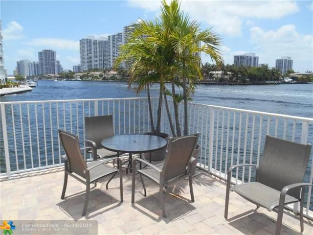 3161 S Ocean Dr #504, Hallandale, FL 33009 (MLS #F10180783) :: United Realty Group