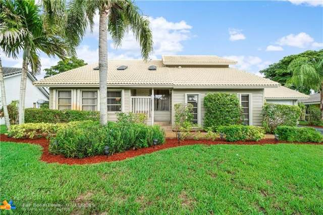 9719 NW 20th St, Coral Springs, FL 33071 (MLS #F10180807) :: Green Realty Properties