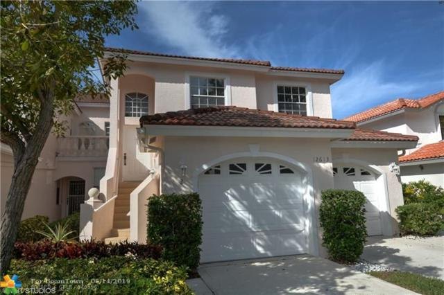 12613 Remo Ct 66U, Boca Raton, FL 33496 (MLS #F10180817) :: The Paiz Group