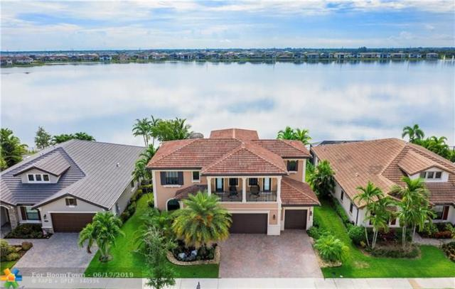 8680 Watercrest Cir W, Parkland, FL 33076 (MLS #F10180849) :: GK Realty Group LLC