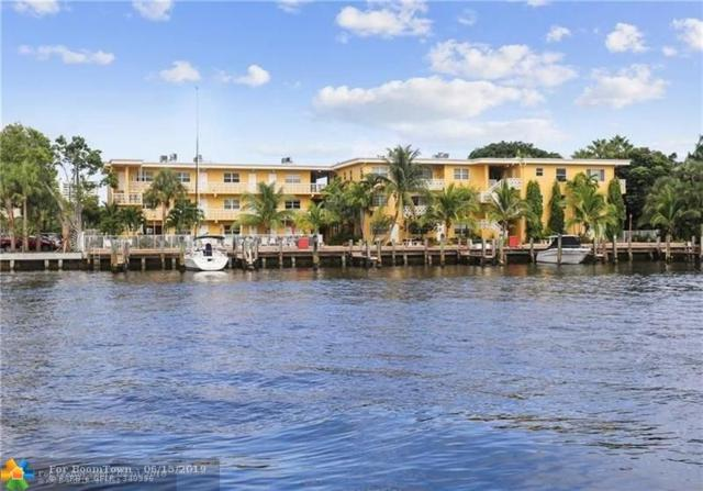 815 Middle River Dr #301, Fort Lauderdale, FL 33304 (MLS #F10180867) :: Green Realty Properties