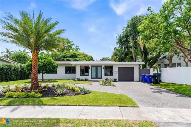 1207 Cordova Rd, Fort Lauderdale, FL 33316 (MLS #F10180882) :: GK Realty Group LLC