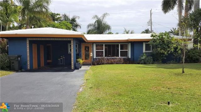 3602 NE 19th Ave, Oakland Park, FL 33308 (MLS #F10180915) :: Green Realty Properties
