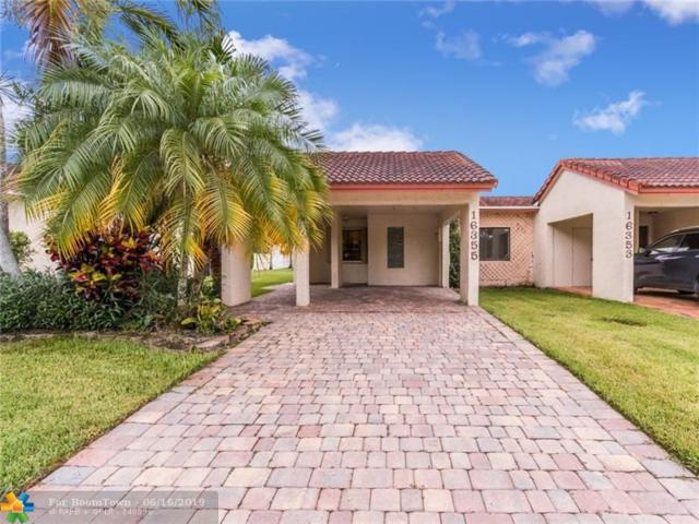16355 Cammi Lane #24, Weston, FL 33326 (MLS #F10180946) :: United Realty Group