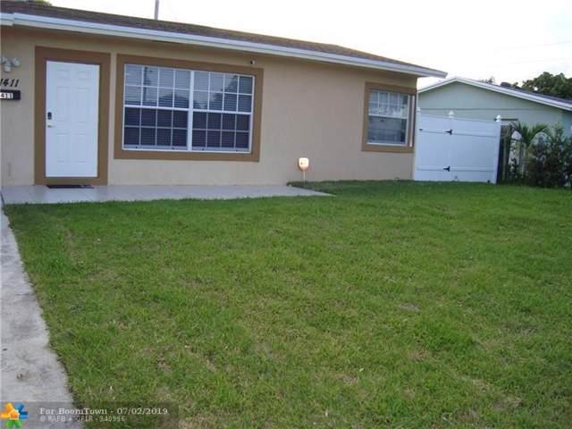 1411 SW 5th Ave, Deerfield Beach, FL 33441 (MLS #F10181016) :: Green Realty Properties