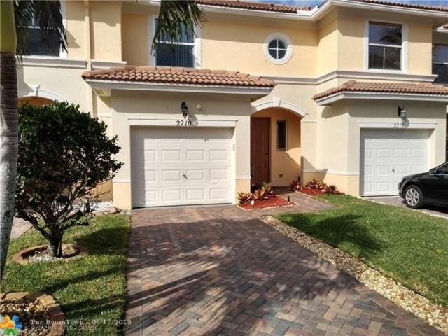 2210 Seminole Palms Dr, Lake Worth, FL 33463 (MLS #F10181056) :: Lucido Global
