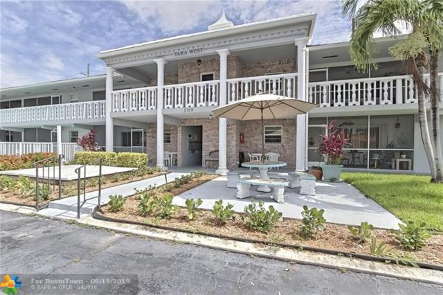 2109 NE 68th St #204, Fort Lauderdale, FL 33308 (MLS #F10181088) :: Green Realty Properties