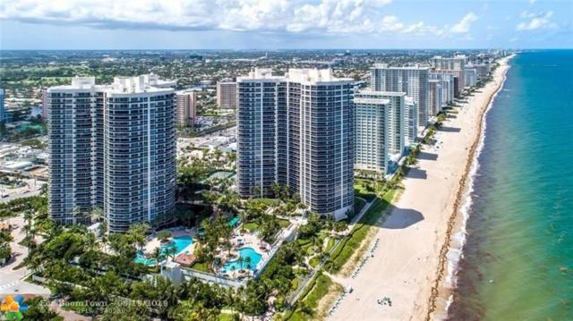 3100 N Ocean Boulevard Ph 2801 #2801, Fort Lauderdale, FL 33308 (MLS #F10181096) :: Green Realty Properties