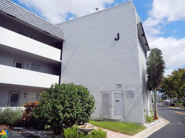 7797 Golf Circle Dr #210, Margate, FL 33063 (MLS #F10181156) :: The Edge Group at Keller Williams