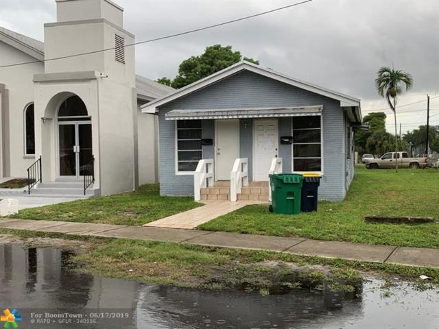 2 SW 6th Ave, Dania Beach, FL 33004 (MLS #F10181175) :: Castelli Real Estate Services