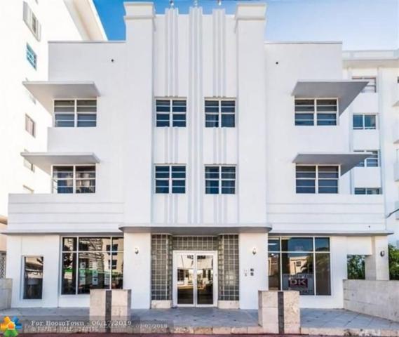 335 Ocean Dr #114, Miami Beach, FL 33139 (MLS #F10181177) :: Green Realty Properties