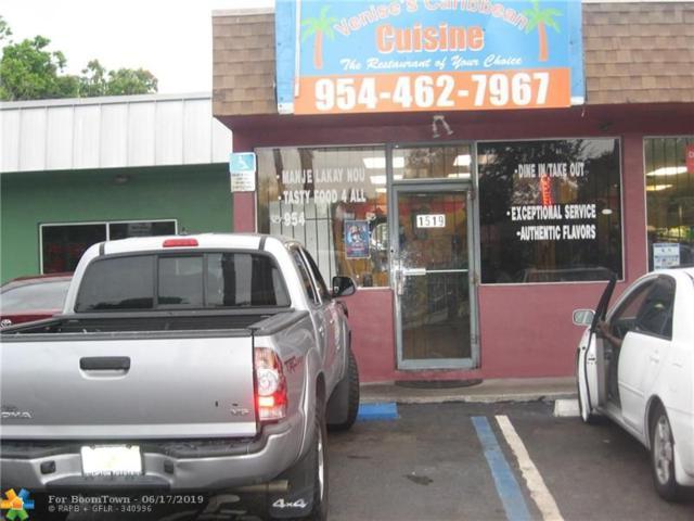 1515-1519 NE 4th Ave, Fort Lauderdale, FL 33304 (MLS #F10181205) :: GK Realty Group LLC