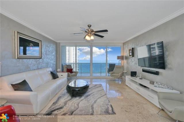 3100 N Ocean Blvd #1202, Fort Lauderdale, FL 33308 (MLS #F10181210) :: Green Realty Properties