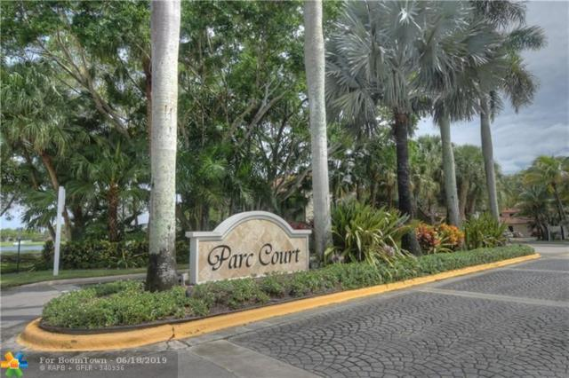 971 NW 92 TE #971, Plantation, FL 33324 (MLS #F10181221) :: Green Realty Properties