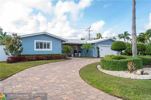 3161 NE 28th Ave, Lighthouse Point, FL 33064 (MLS #F10181268) :: Castelli Real Estate Services