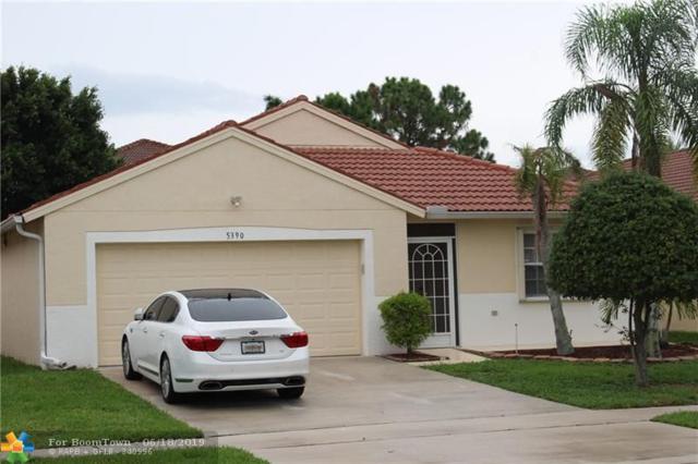 5390 Rivermill Ln, Lake Worth, FL 33463 (MLS #F10181301) :: Berkshire Hathaway HomeServices EWM Realty