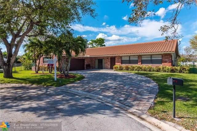 10453 NW 21 Manor, Coral Springs, FL 33071 (MLS #F10181306) :: Green Realty Properties