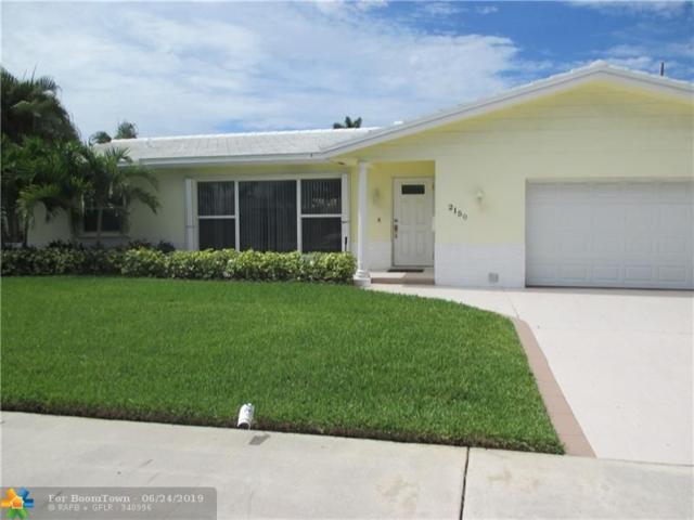 2150 NE 65th Ct, Fort Lauderdale, FL 33308 (MLS #F10181334) :: Laurie Finkelstein Reader Team