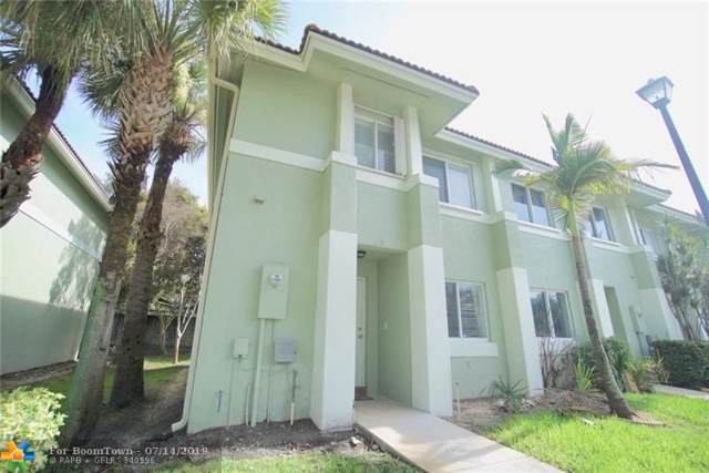 127 Hidden Court Rd 14-C, Hollywood, FL 33023 (MLS #F10181353) :: Green Realty Properties