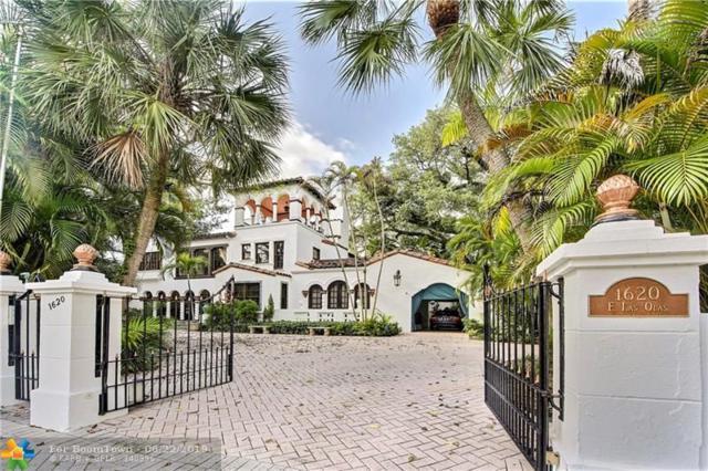 1620 E Las Olas Blvd, Fort Lauderdale, FL 33301 (MLS #F10181387) :: The O'Flaherty Team
