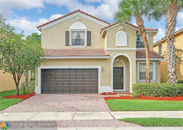 12648 NW 8th Ct, Coral Springs, FL 33071 (MLS #F10181529) :: The O'Flaherty Team