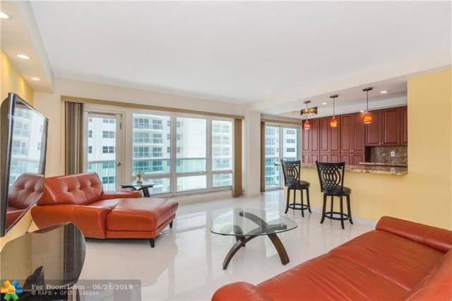 3400 Galt Ocean Drive #1207, Fort Lauderdale, FL 33308 (MLS #F10181550) :: Green Realty Properties