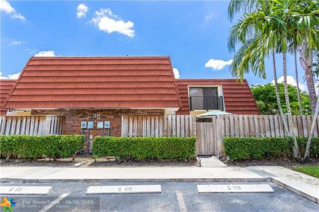 9854 NW 6th Pl #9854, Plantation, FL 33324 (MLS #F10181605) :: Berkshire Hathaway HomeServices EWM Realty