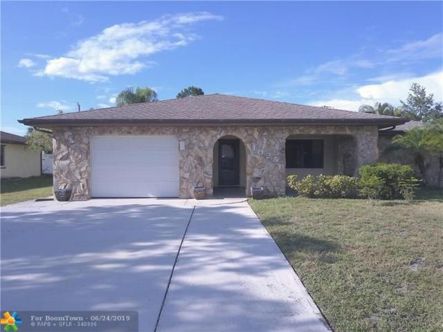 1025 SW Sultan Drive, Port Saint Lucie, FL 34953 (MLS #F10181672) :: Green Realty Properties