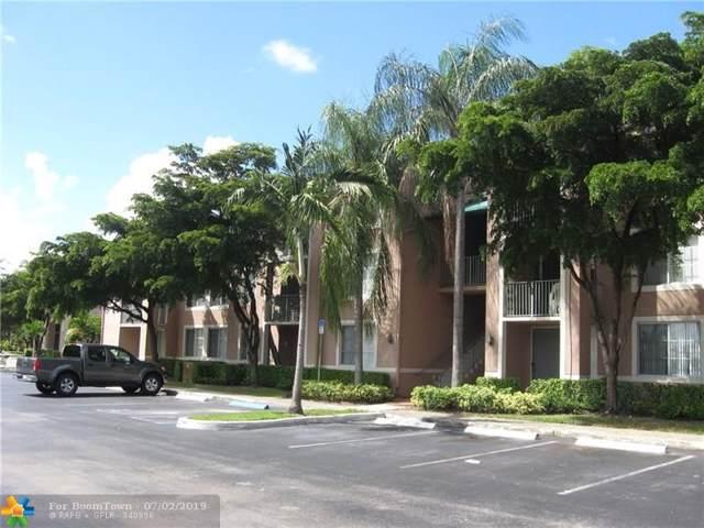 12112 St Andrews Pl #107, Miramar, FL 33025 (MLS #F10181724) :: Green Realty Properties
