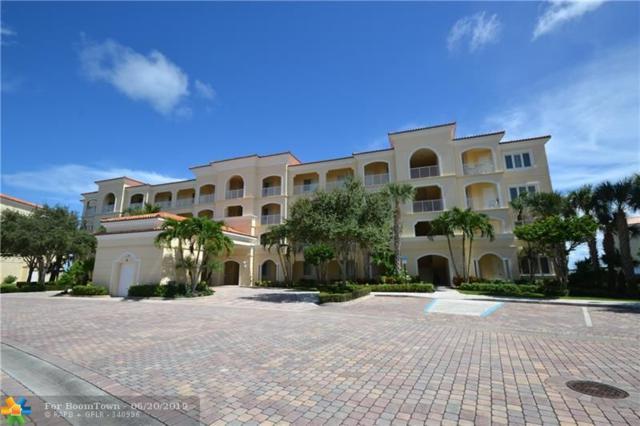 4 Harbour Isle Dr E Unit 104 #104, Fort Pierce, FL 34949 (MLS #F10181745) :: Green Realty Properties